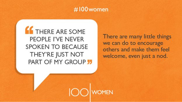 100 Women 2015 How Can We Stop Unconscious Bias Bbc News