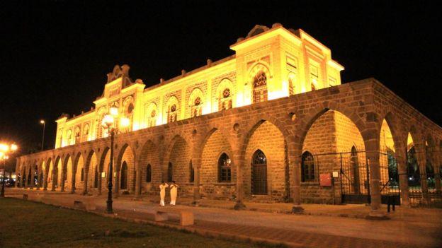 Hejaz Railway Museum, Medina