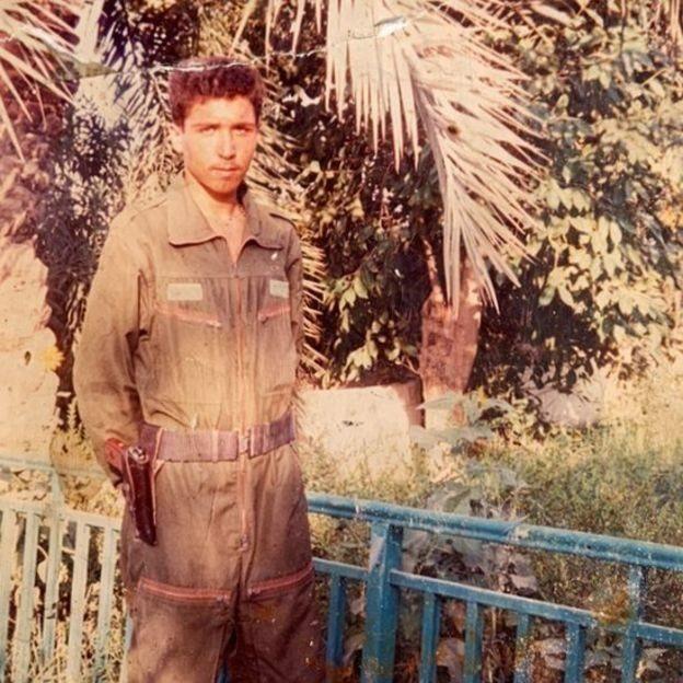 রিয়াদ আল-মোসায়ি, নিহত ইরাকি পুলিশ সদস্য
