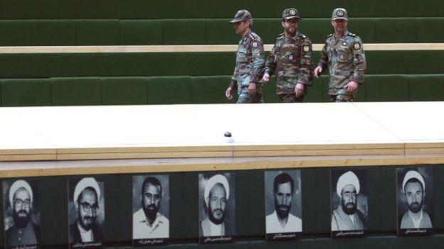 Иракские стражи Исламской революции