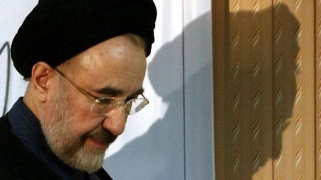 خاتمی: اهانت ترامپ به مردم ایران قابل قبول نیست