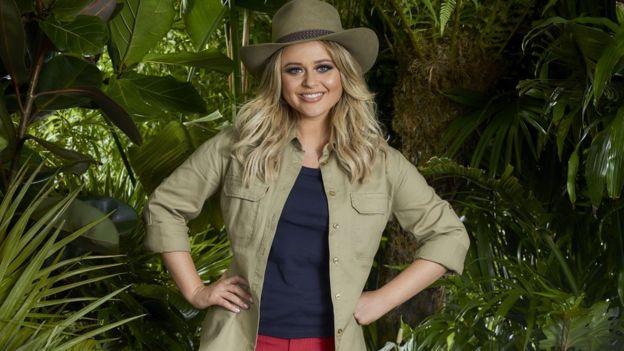 Emily atack jungle