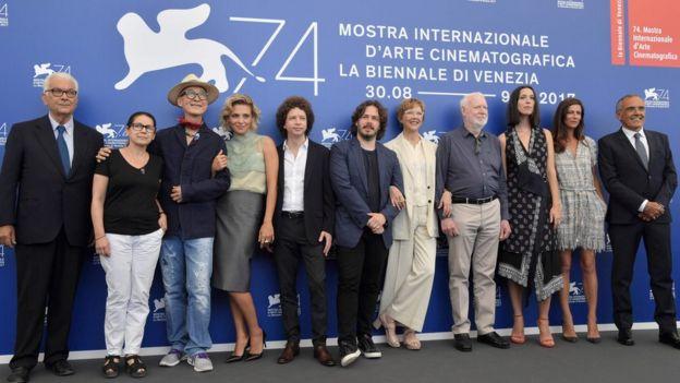 Venice Film Festival jury