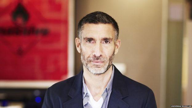 David Joseph, director ejecutivo de Universal Music UK