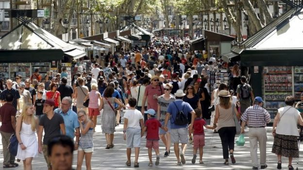 Las Ramblas (file photo 2015)