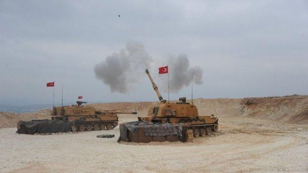 توپخانه ترکیه