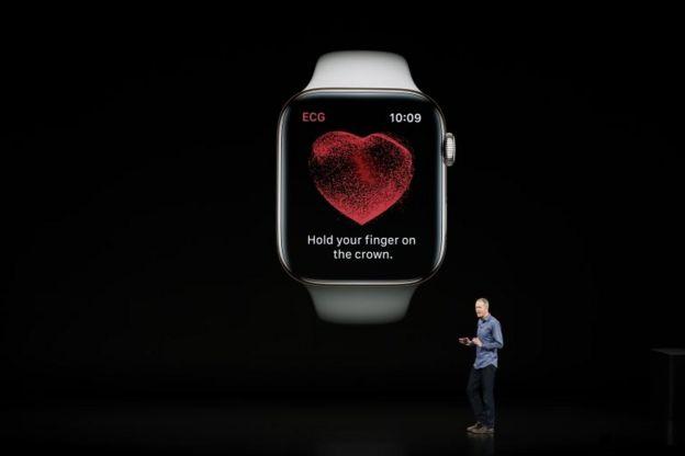 Los relojes inteligentes de Apple son los más vendidos del mercado.