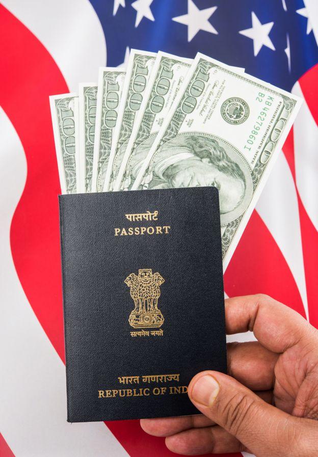 pasaporte indio