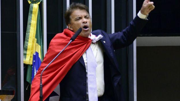 O deputado Wladmir Costa