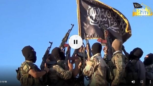 TİP Suriye'deki cihatçıların iç çatışmalarında taraf olmamayı tercih ediyor