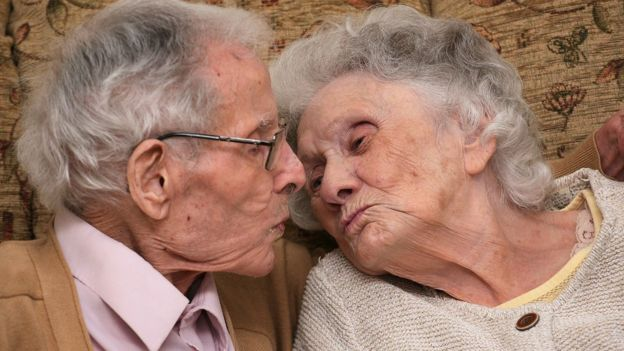 Кен и Маргарет вместе
