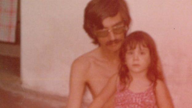Paula y su padre