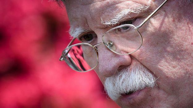 جان بولتن در دولت جورج دبلیو بوش نیز طرفدار حمله نظامی به ایران بود اما سرانجام از دولت کنار گذاشته شد