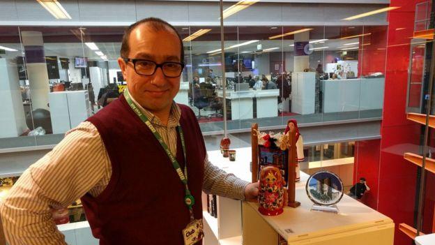 Famil Ismailov, News Editor, BBC Russian