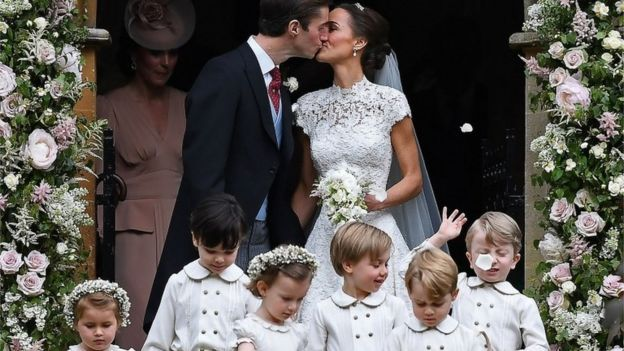 Royal Wedding 2018 Princess Charlotte To Be Bridesmaid Bbc News