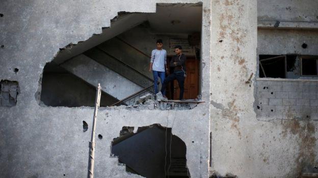 بعد قصف إسرائيلي
