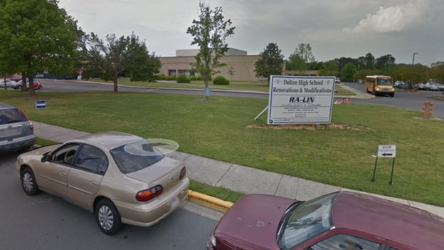 Dalton High School on Google Maps