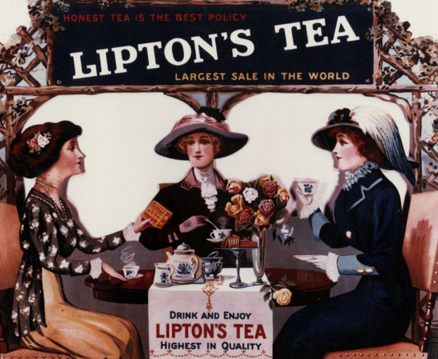 Liptons tea advert