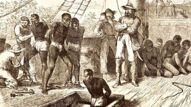 Гравюра 18 века