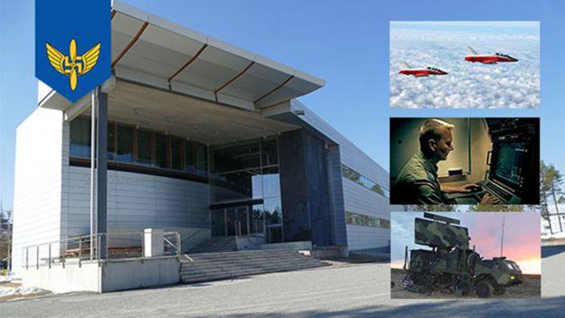 Academia de la Fuerza Aérea Finlandesa