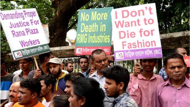 Activistas e Daka, Bangladesh