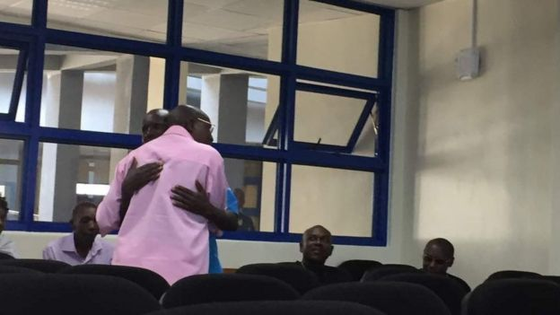 Dr Leopord Munyakazi yahanaguweho icyaha cya jenoside mu Rwanda