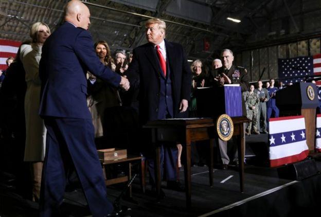 Trump ve savunma bütçesi