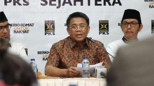 PKS mengklaim bahwa Prabowo telah menyerahkan posisi wakil gubernur kepada mereka.