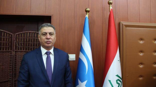 ITC Başkanı Erşad Salihi