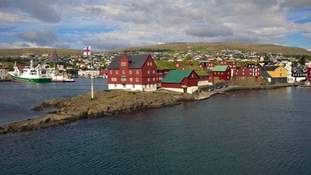 Kisiwa cha Faroe chenye upungufu wa wanawake