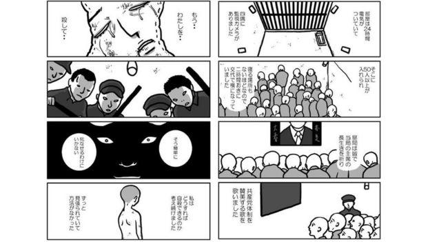 Manga, 'Başıma Gelenler', Uygur kadın Mihrigül Tursun'un hayatı