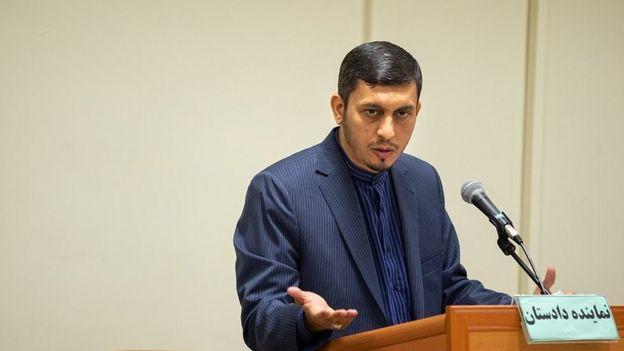 رسول قهرمانی نماینده دادستان تهران گفته