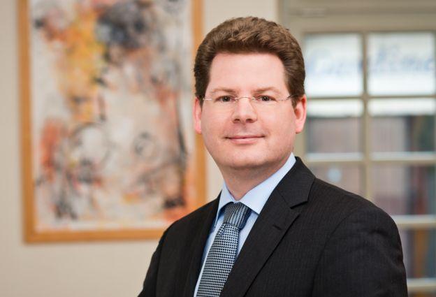 Oliver Holtemöller, professor de economia, vice-presidente do Instituto Halle de pesquisa econômica (IWH), da Alemanha e chefe do departamento de macroeconomia do Instituto