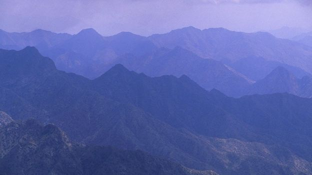 جبل السودة