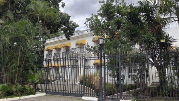 Una casa en el Country Club