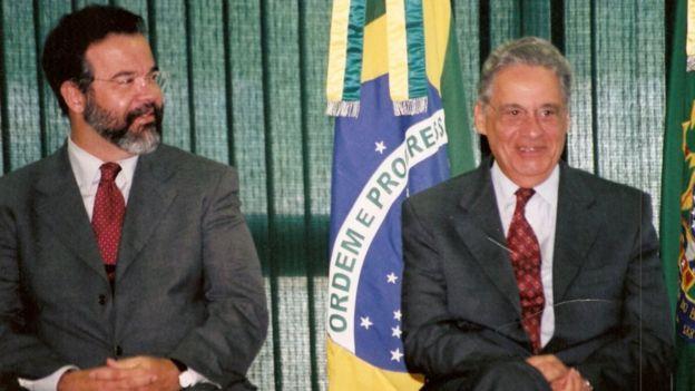 Jungmann e FHC