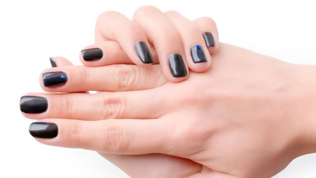 Gel And Acrylic Nails Allergy Warning Bbc News