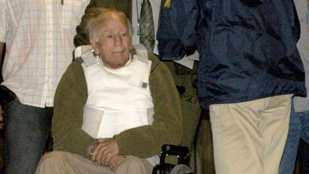 Paul Schäfer en una foto de 2005