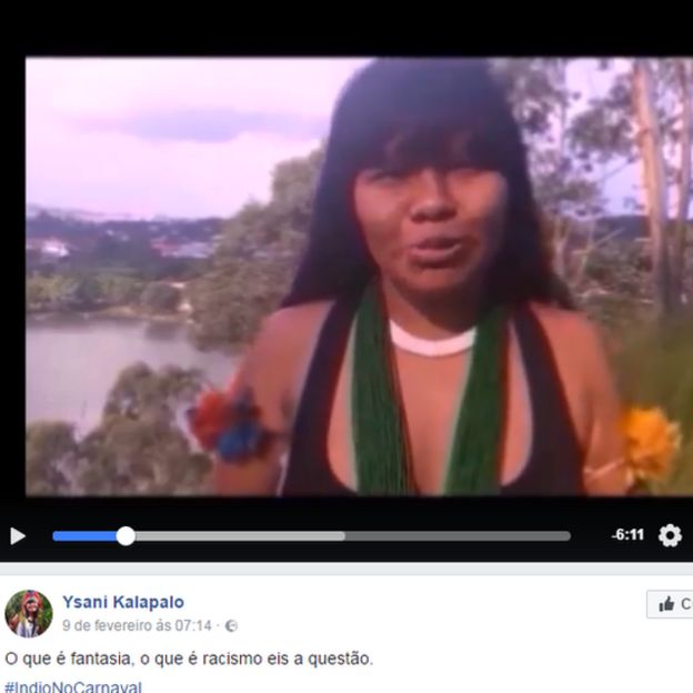 vídeo de Ysani
