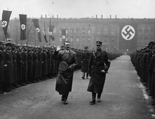 1936年希特勒