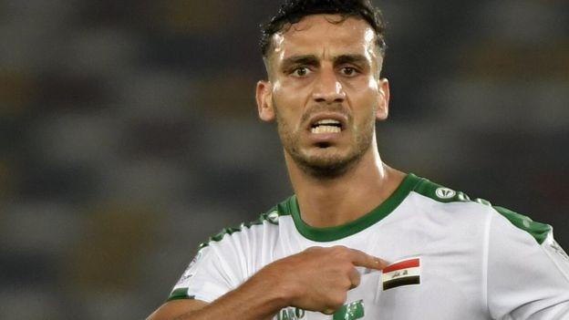 Ali Adnan ghi bàn quyết định 3-2