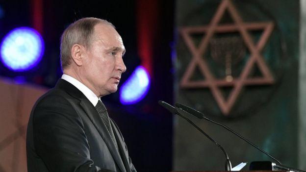 Путин в Иерусалиме