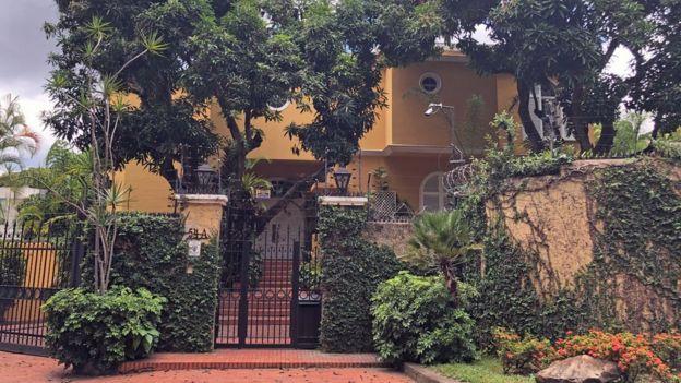 Casa en el Caracas Country Club