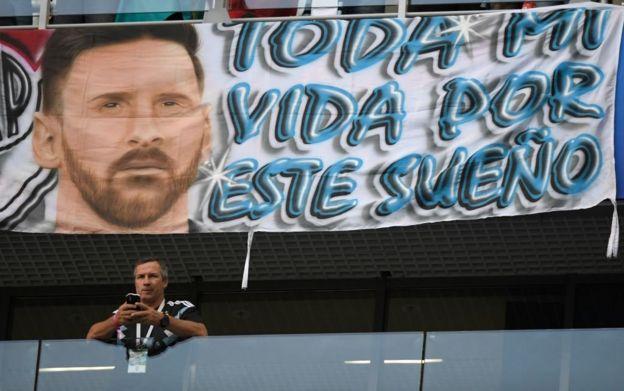 Lo que piensa cada uno de los millones de hinchas argentinos en el mundo.