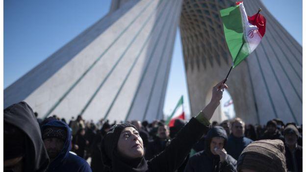В феврале в Иране отмечали 41-ю годовщину Исламской революции