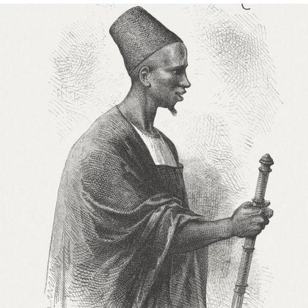 Ahmadou Ségou Tall, fils d'Omar Tall