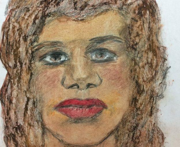 Victim drawing