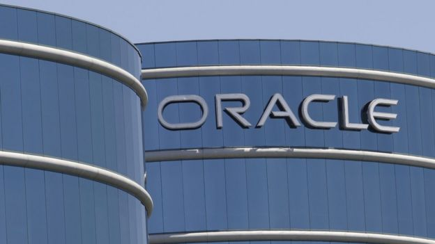 Oracle headquarters, Redwood City, California
