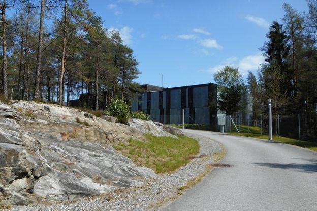 挪威,哈登監獄
