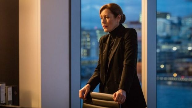 Gina McKee in Bodyguard